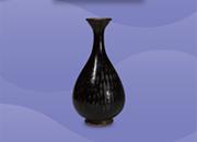 新安沉船发掘黑釉瓷